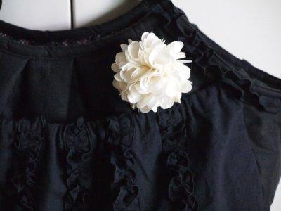 画像2: キャリーバッグG Black&Lace