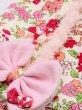 画像6: お花柄ワンピースコート (6)